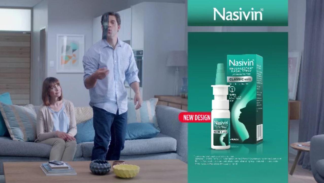 Nasivin reclame